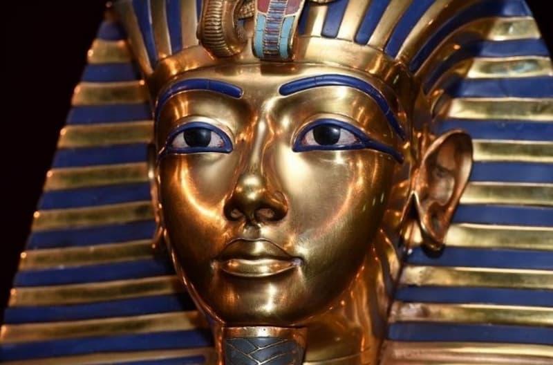 El Rey Tut Faraon Egipcio