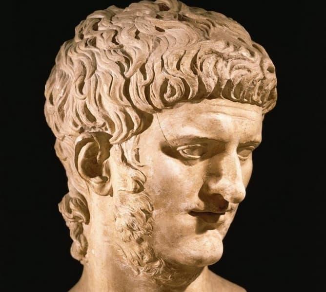 Neron Emperador Romano