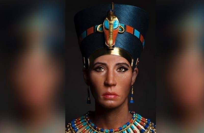 Como La Reina Nefertiti Era Realmente