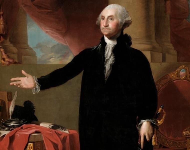 El Presidente George Washington