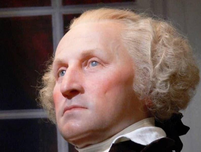 El Autentico Rostro De George Washington