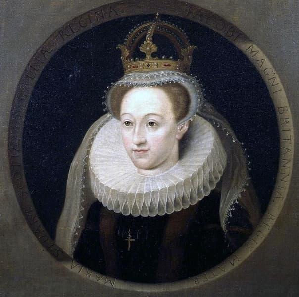 Mary Stuart Reina De Escocia