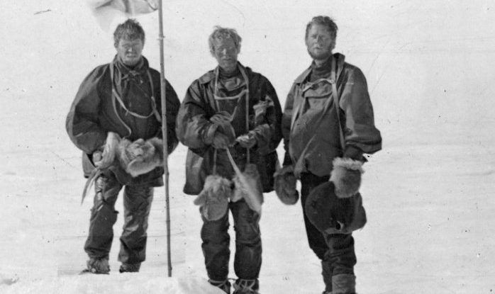 First Voyage To Antarctica