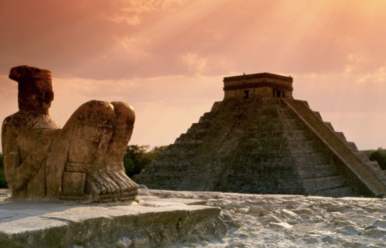 The End Of The Mayan Civilization