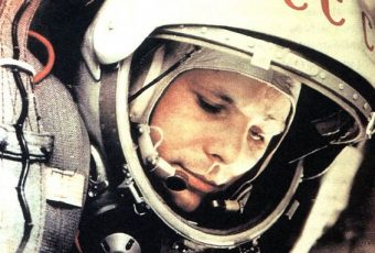 The First Man In Space Yuri Gagarin Of The USSR