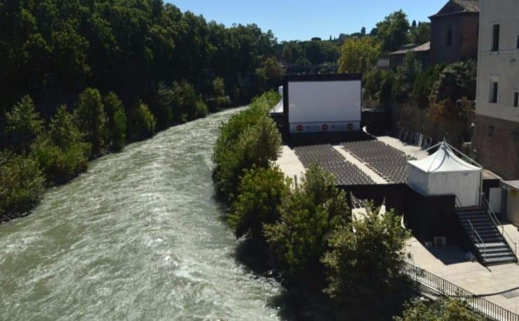 The River Tiber Rumon
