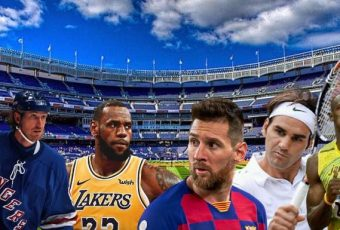 Top 7 Athletes In History