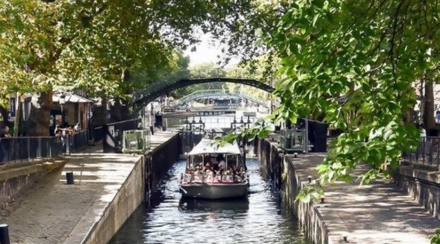 When A Parisian Canal Aged Two Hundred Years Was Drained No One Could Believe What Was In There
