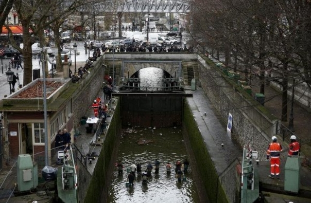 How To Empty A Canal