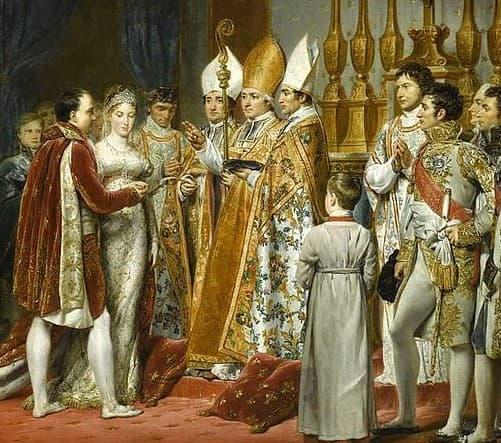 Napoleons Married Life